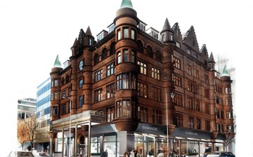Belfast's Scottish Mutual building to become new hotel