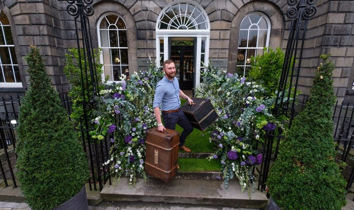 Former Roxburghe Hotel relaunched as The Principal Edinburgh Charlotte Square after £25m refurbishment