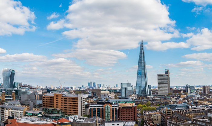 Tourism boost sees London room rates soar