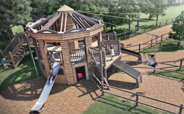 Dalkeith Country Park unveils plans for sky-high family adventures
