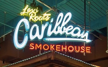 Caribbean Smokehouse – Levi Roots' New Restaurant