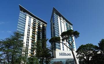 "New brand Hilton brand ""Motto"" launched"