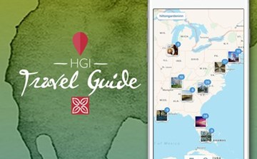 Hilton Garden Inn introduces Instagram-based photo map guide