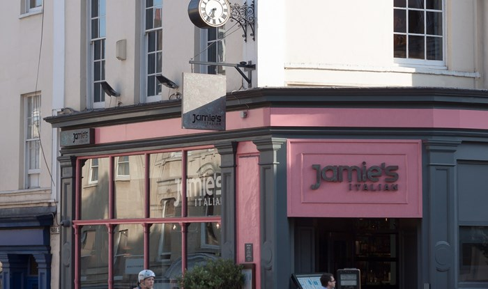 Aramark launches first Jamie Oliver venue in Dublin