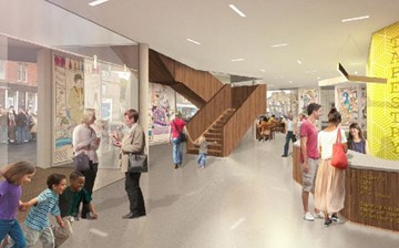 Great Tapestry visitor centre set to begin construction