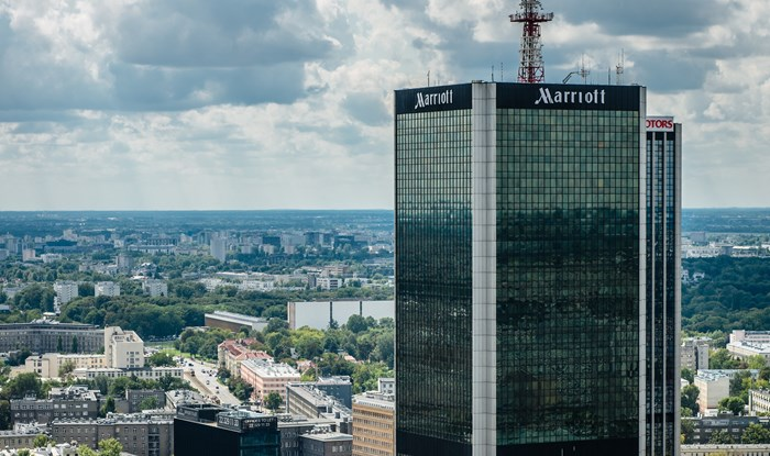 Marriott fined up to £99m for data breach