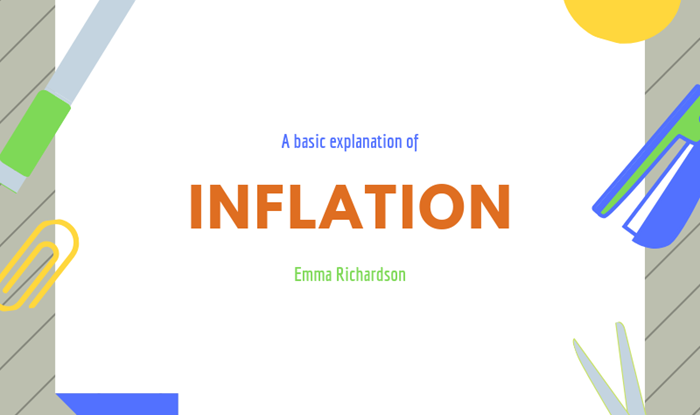 A basic explanation of inflation