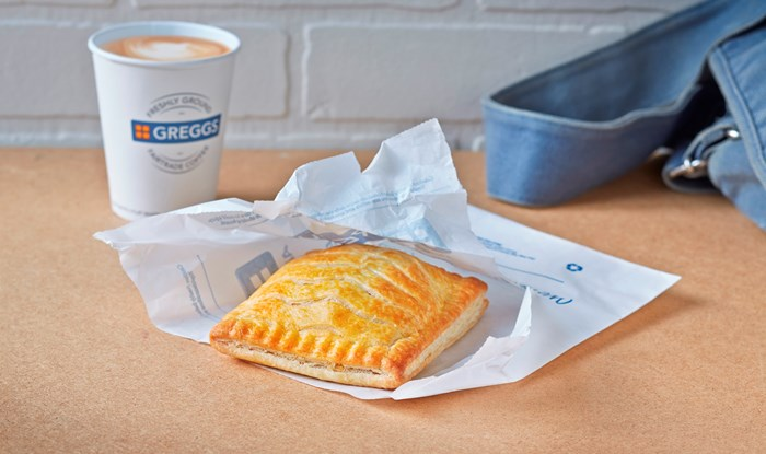 Greggs new vegan steak bake met with rave reviews