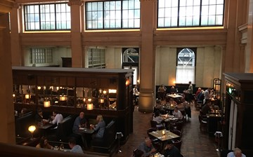 More job losses in Edinburgh as Hawksmoor temporarily shuts its doors