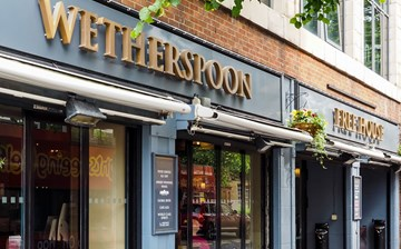 Brewery in Glasgow announces it will no longer supply Wetherspoons